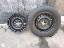 2 rodas ferro aro 13 Fiat uno Palio siena corsa celta