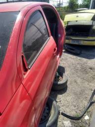 Porta dianteira esquerda VW Gol G5 / Saveiro / Voyage