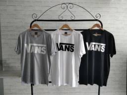 Camisas Vans por R$ 65