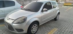 Ford Ka 1.0 13-13 Prata