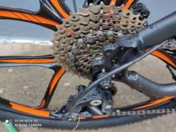 Bike 29, 27 marcha pouco uso novíssima