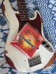 Fender Jazz Bass Southern Cross