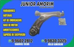 Radiador/Amortecedor/Kit de embreagem Corsa/Onix/Prisma/Hb20 Consultar preço