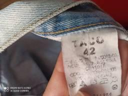 Calça jeans taco número 42
