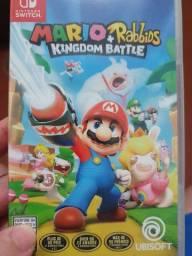 Mario Rabbits Switch