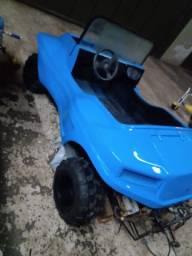 Mini buggy 2 lugares