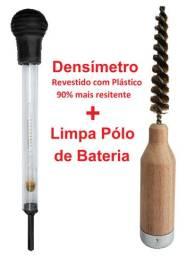 Limpador de Polos mais Densímetro Revestido, Mais resistente