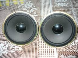 Alto falantes Sony 8 polegadas - Excelente estado