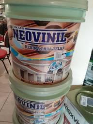 Queima de estoque  - resina base de água 16L na Cuiabá tintas