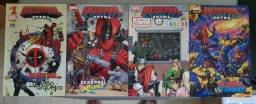 Combo Deadpool Extra (Nova Série) nº 01 ate 12