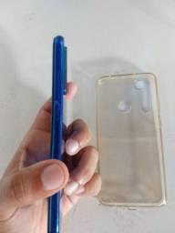 Redmi note 8 64 gigas  zerado acompanha caixa e carregador celular  2 meses de uso