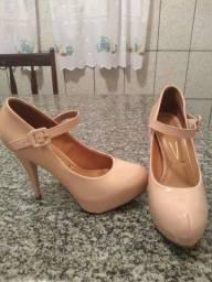 Sapato Vizzano Nude