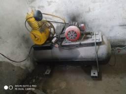 Compressor alta pressao 250 litros trifasico 175 libras