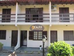 AZ-Casa com 2 quartos à venda, 75 m² - Jardim Flamboyant - Cabo Frio/RJ(CA0663)