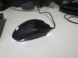 Mouse Gamer Corsair NightSword, RGB, 8 Botões, 18000DPI, Preto - CH-9306011-NA
