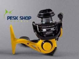 Vara ultralight + molinete speedfish