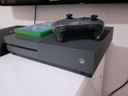 Xbox one s 500 GB versão cinza bf1