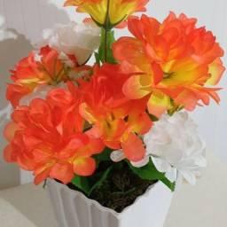 Jarro flores linda