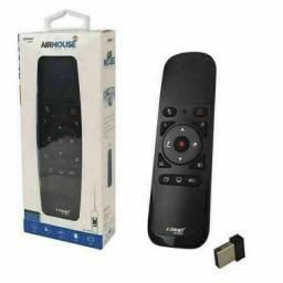 Controle multimídia  tv box smart tv