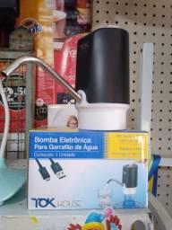 Bomba eletrônica para garrafão de agua