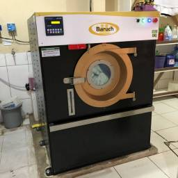 Lavadora extratora automática