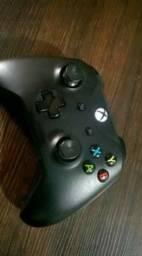 Controle Sem Fio e Fonte Originais Xbox One