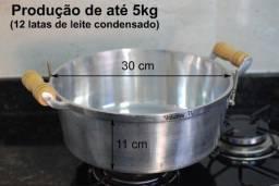 Megapanela para mexer doces capacidade 7 litros