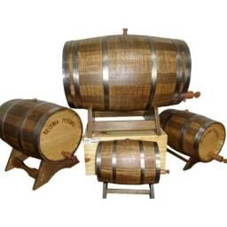 Tonel barril madeira amburana 3 /5 10 e 20 litros