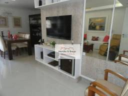 Título do anúncio: Apartamento à venda, 118 m² por R$ 620.000,00 - Barra Funda - Guarujá/SP