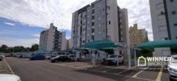 Título do anúncio: Apartamento com 2 dormitórios para alugar, 45 m² por R$ 650,00/mês - Loteamento Sumaré - M