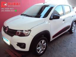 2019   Renault Kwid Zen 1.0 Flex / Abaixo da Fipe / Periciado / Placa B