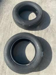Par de pneus novos DUNLOP 175/65 R14
