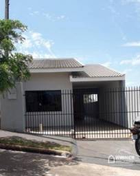 Título do anúncio: Casa com 2 dormitórios à venda, 102 m² por R$ 190.000,00 - Jd Tropical - Mandaguaçu/PR
