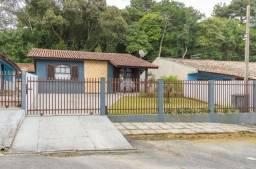 Casa à venda com 2 dormitórios em Jardim são vicente, Campo largo cod:934569