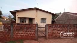 Casa com 2 dormitórios à venda, 70 m² por R$ 95.000,00 - Jardim Curitiba - Goioere/PR