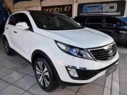 Kia Motors Sportage EX 2.0 Flex Automático Teto Solar Novíssima