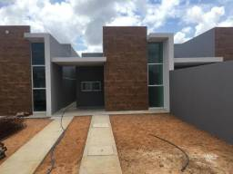 SI - Casa nova no Eusébio, 3 quartos, 2 banheiros