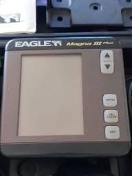 Promoção: Kit Sonar Eagle Magna III usado único dono