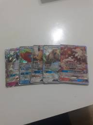 Título do anúncio: Cartas raras de Pokémon
