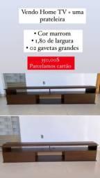 Home Tv + Prateleira