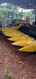 Plataforma de milho 6 linha de 70 2003 troca