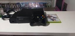 Xbox 360 slim travado 4GB funcionando perfeitamente entrega e parcela até 12x