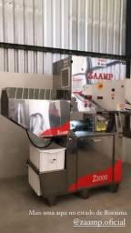Máquina que faz farelo de soja Esmagora de Grãos Prensa Extrusora
