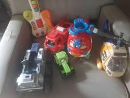 Brinquedos pra menino