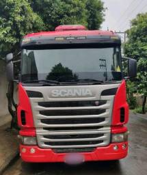 Scania G420 6x4 2011/2011 top