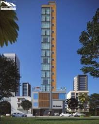 Apartamento à venda com 2 dormitórios em Centro, Balneário camboriú cod:1460