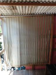 Duas cortina persiana