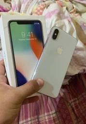 iPhone X 64gb completo (somente venda)