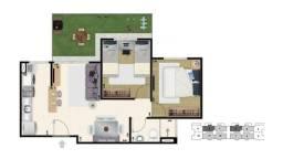 Apartamento Conquista Vida Nova ** **