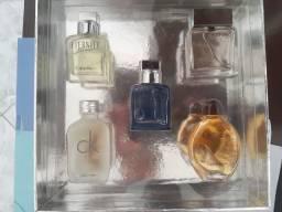 Perfumes Importados Calvin Klein Miniatures Masculino (5 Fragrâncias)